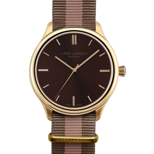 Lars Larsen Men's Philip Watch