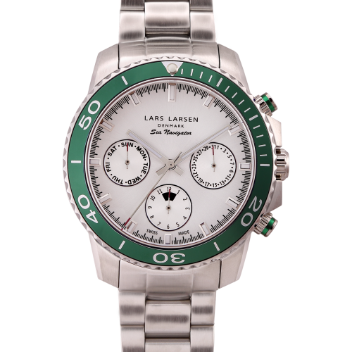 Lars Larsen Men's Sports Watch